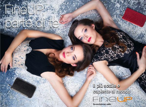 Agenzia pubblicitaria marketing comunicazione pubblicità - concept di comunicazione portafogli in pelle
