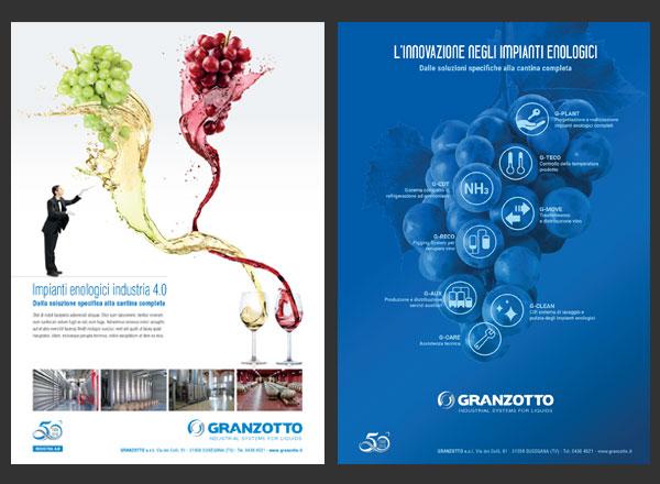 Agenzia marketing e comunicazione web marketing e web design - comunicazione impianti enologici