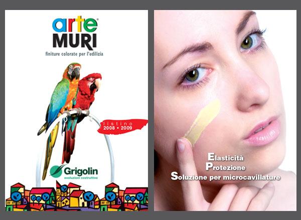 Agenzia pubblicitaria marketing comunicazione pubblicità - Listino e catalogo prodotti per edilizia