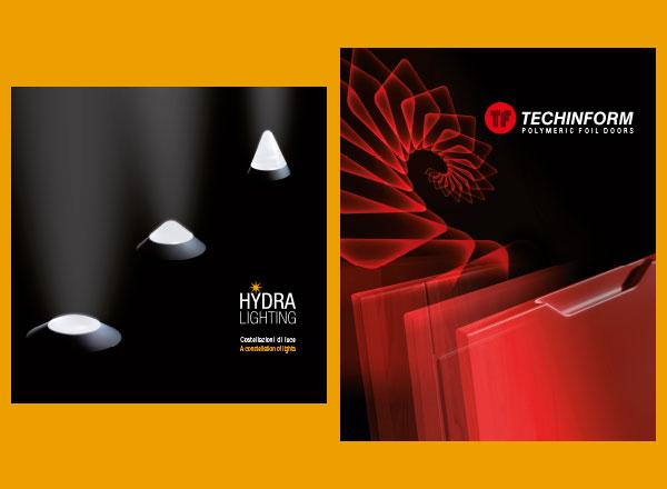 Agenzia di marketing e comunicazione web marketing e web design - comunicazione fari a LED e ante per mobili