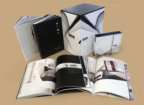 Agenzia marketing e comunicazione web marketing e web design - Box e cataloghi arredamento