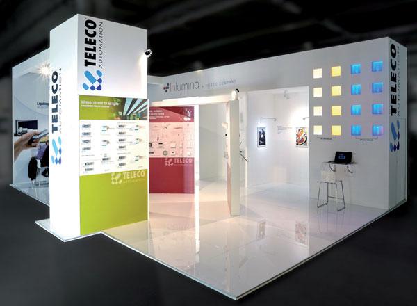 Agenzia marketing e comunicazione web marketing e web design - progetto stand