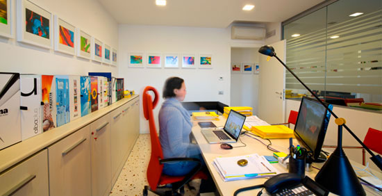 Sede agenzia marketing e comunicazione web marketing e web design Conegliano Treviso